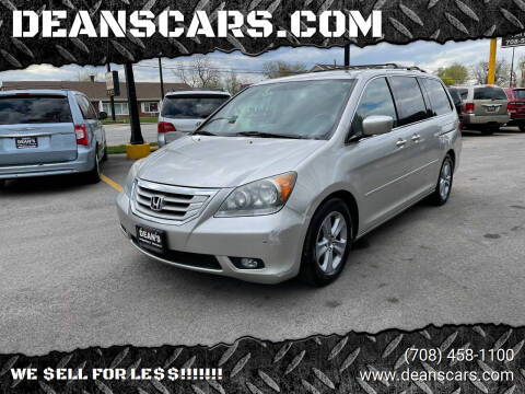 2009 Honda Odyssey for sale at DEANSCARS.COM in Bridgeview IL