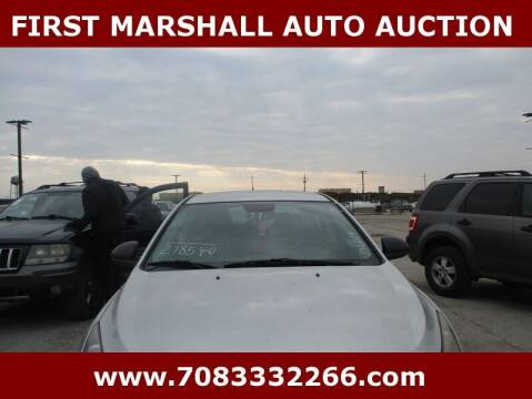 2011 Chevrolet Cruze for sale at First Marshall Auto Auction in Harvey IL