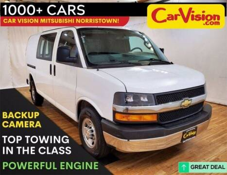 2018 Chevrolet Express Cargo for sale at Car Vision Buying Center in Norristown PA
