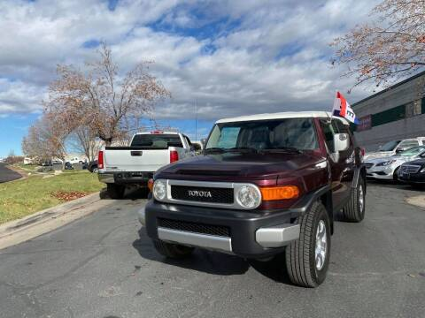 2007 Toyota FJ Cruiser for sale at All-Star Auto Brokers in Layton UT