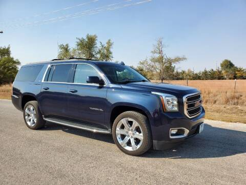 2017 GMC Yukon XL for sale at TNT Auto in Coldwater KS