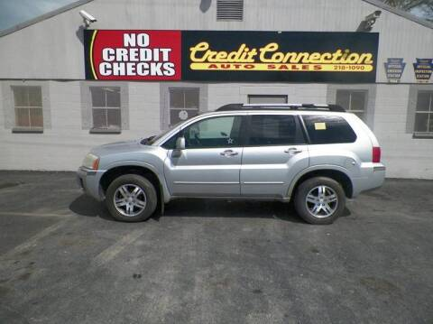 2004 Mitsubishi Endeavor for sale at Credit Connection Auto Sales Inc. CARLISLE in Carlisle PA