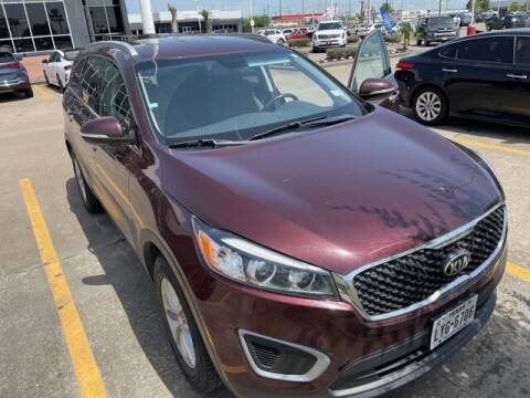 2018 Kia Sorento for sale at FREDY KIA USED CARS in Houston TX