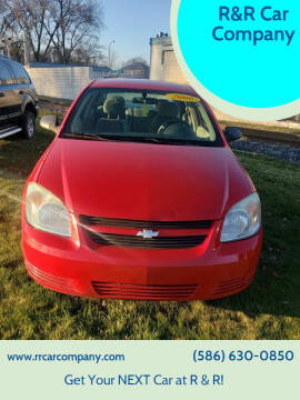 2006 Chevrolet Cobalt for sale at R&R Car Company in Mount Clemens MI