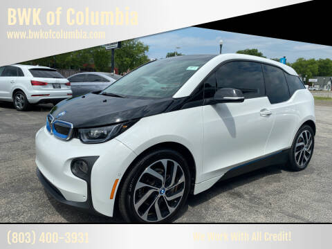 2015 BMW i3 for sale at BWK of Columbia in Columbia SC