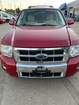 2010 Ford Escape for sale at D & J's Automotive Sales LLC in Olathe KS