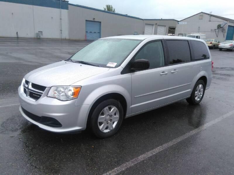 2012 Dodge Grand Caravan for sale at Northwest Van Sales in Portland OR