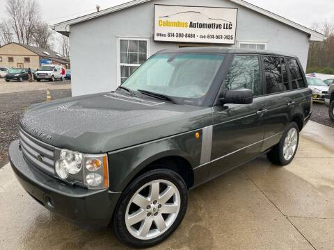 2005 Land Rover Range Rover for sale at COLUMBUS AUTOMOTIVE in Reynoldsburg OH