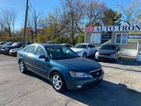 2006 Hyundai Sonata for sale at Auto Tronix in Lexington KY