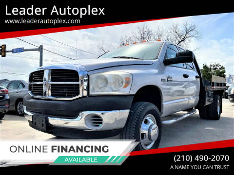 2007 Dodge Ram Chassis 3500 for sale at Leader Autoplex in San Antonio TX