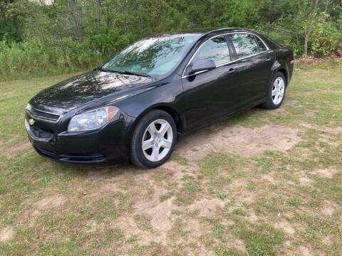 2011 Chevrolet Malibu for sale at Expressway Auto Auction in Howard City MI