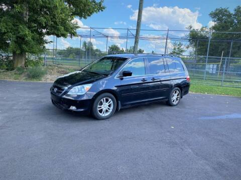 2005 Honda Odyssey for sale at Queen City Classics in West Chester OH