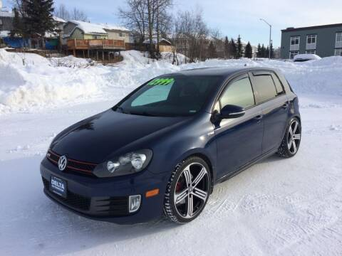 2012 Volkswagen GTI for sale at Delta Car Connection LLC in Anchorage AK