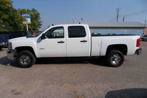 2008 Chevrolet Silverado 2500HD for sale at Paris Fisher Auto Sales Inc. in Chadron NE