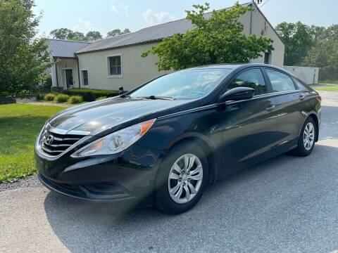 2012 Hyundai Sonata for sale at Wallet Wise Wheels in Montgomery NY