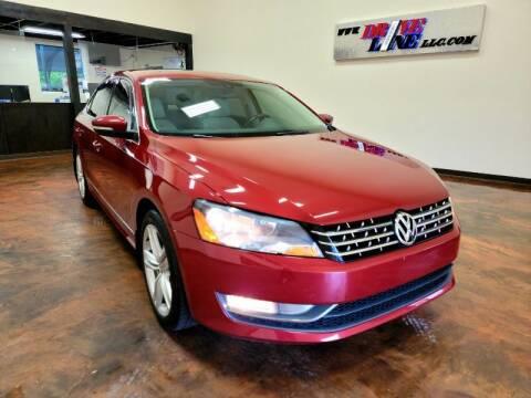 2015 Volkswagen Passat for sale at Driveline LLC in Jacksonville FL