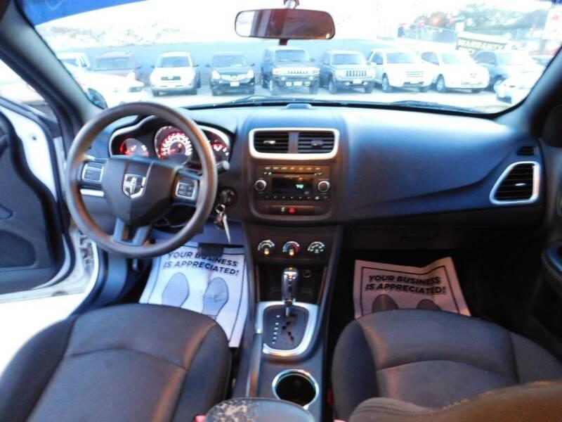 2013 Dodge Avenger SE 4dr Sedan - San Antonio TX