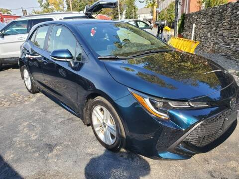 2019 Toyota Corolla Hatchback for sale at Mass Auto Exchange in Framingham MA