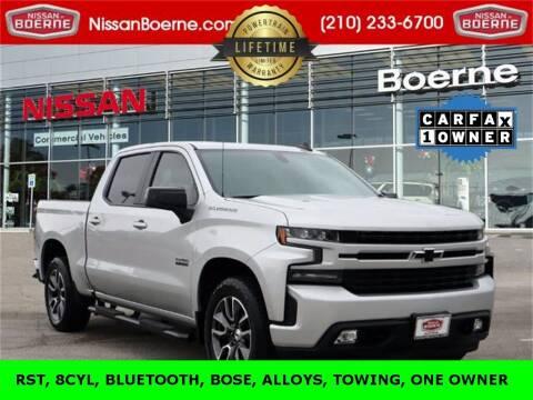 2020 Chevrolet Silverado 1500 for sale at Nissan of Boerne in Boerne TX