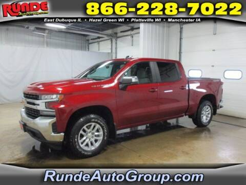 2019 Chevrolet Silverado 1500 for sale at Runde Chevrolet in East Dubuque IL