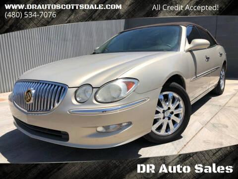 2008 Buick LaCrosse for sale at DR Auto Sales in Scottsdale AZ