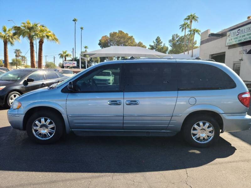 2006 Chrysler Town and Country Limited 4dr Extended Mini-Van - Mesa AZ