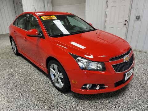 2014 Chevrolet Cruze for sale at LaFleur Auto Sales in North Sioux City SD