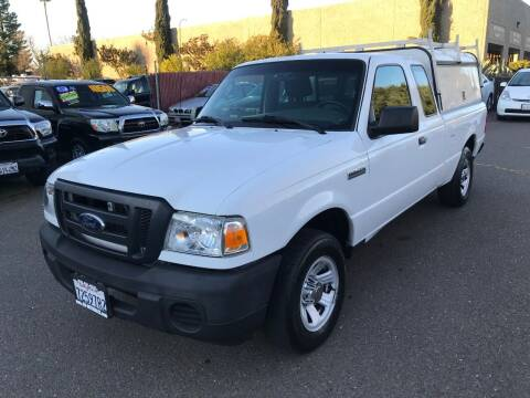 2011 Ford Ranger for sale at C. H. Auto Sales in Citrus Heights CA