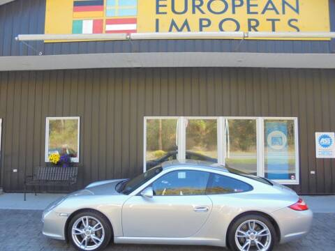 2009 Porsche 911 for sale at EUROPEAN IMPORTS in Lock Haven PA