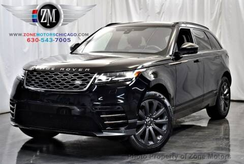2018 Land Rover Range Rover Velar for sale at ZONE MOTORS in Addison IL