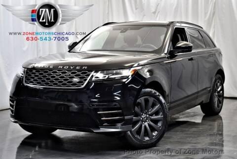 2018 Land Rover Range Rover Velar for sale at ZONE MOTORS in Addison IL
