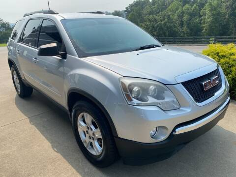 2012 GMC Acadia for sale at Car City Automotive in Louisa KY