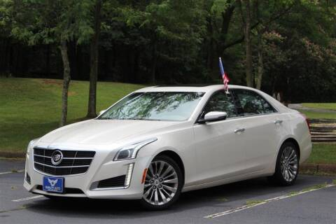 2014 Cadillac CTS for sale at Quality Auto in Manassas VA