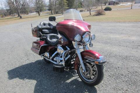 2002 Harley-Davidson FLHTCUI for sale at K & R Auto Sales,Inc in Quakertown PA