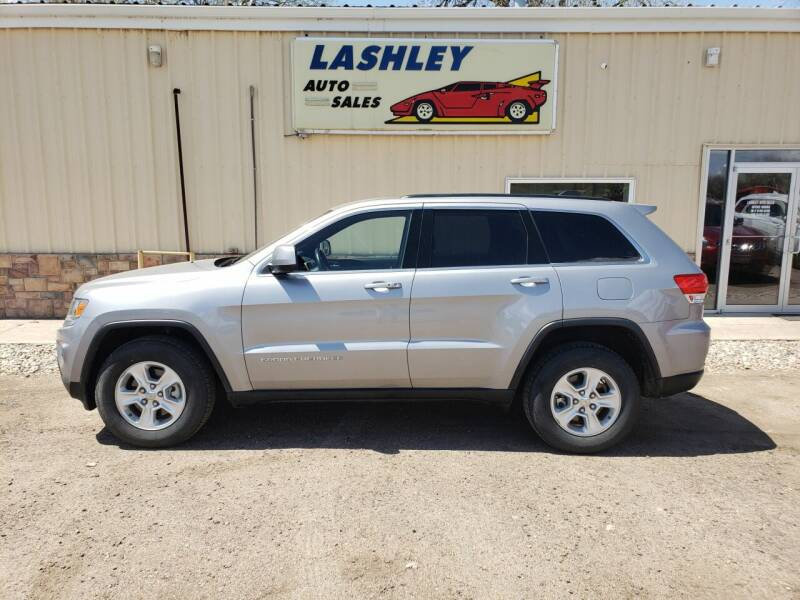 2015 Jeep Grand Cherokee for sale at Lashley Auto Sales in Mitchell NE
