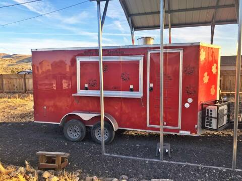 2019 Diamond C 7X16TA-3500 for sale at Budget Auto Sales in Carson City NV