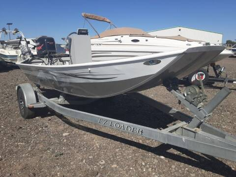 1982 Aluma 18' Jet Boat for sale at SOUTHERN IDAHO RV AND MARINE in Jerome ID