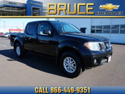 2018 Nissan Frontier for sale at Medium Duty Trucks at Bruce Chevrolet in Hillsboro OR