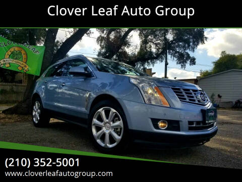 2013 Cadillac SRX for sale at Clover Leaf Auto Group in San Antonio TX