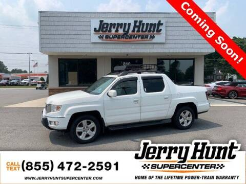 2013 Honda Ridgeline for sale at Jerry Hunt Supercenter in Lexington NC