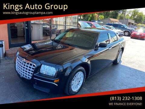 2009 Chrysler 300 for sale at Kings Auto Group in Tampa FL