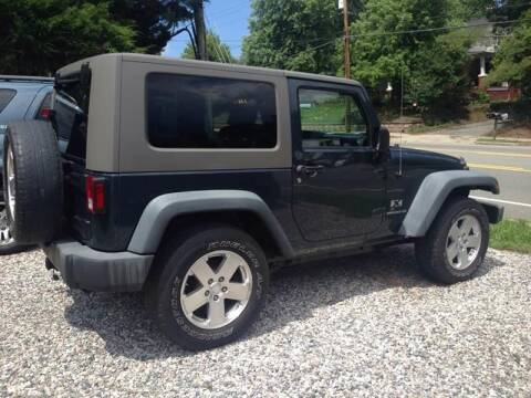 2008 Jeep Wrangler for sale at Venable & Son Auto Sales in Walnut Cove NC