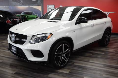 2018 Mercedes-Benz GLE for sale at Icon Exotics in Houston TX