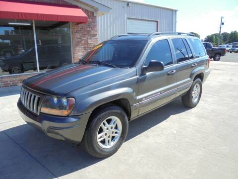 2004 Jeep Grand Cherokee for sale at US PAWN AND LOAN in Austin AR