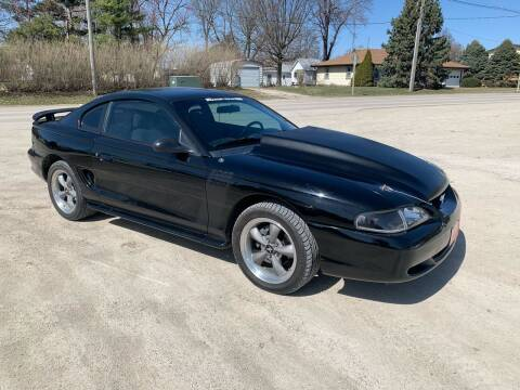1994 Ford Mustang for sale at GREENFIELD AUTO SALES in Greenfield IA