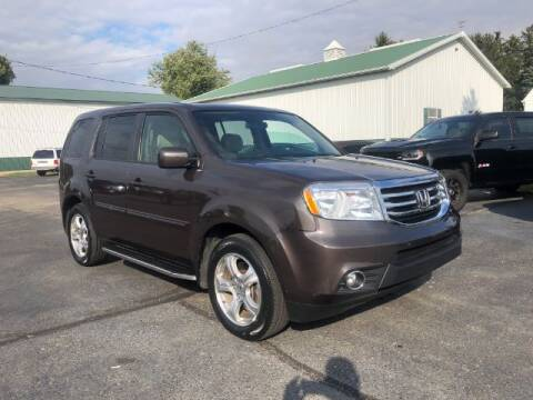 2013 Honda Pilot for sale at Tip Top Auto North in Tipp City OH