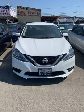 2016 Nissan Sentra for sale at GRAND AUTO SALES - CALL or TEXT us at 619-503-3657 in Spring Valley CA