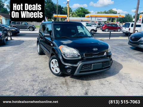 2013 Kia Soul for sale at Hot Deals On Wheels in Tampa FL