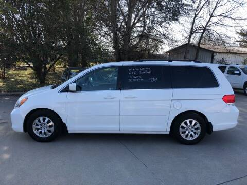 2010 Honda Odyssey for sale at 6th Street Auto Sales in Marshalltown IA