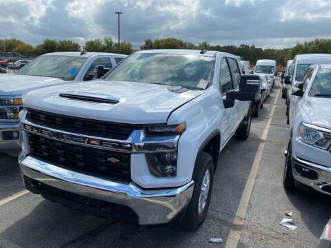 2021 Chevrolet Silverado 2500HD for sale at STANLEY FORD ANDREWS in Andrews TX
